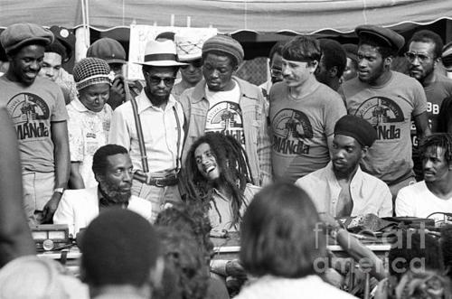 Bob Marley Conquers Boston – Amandla 1979