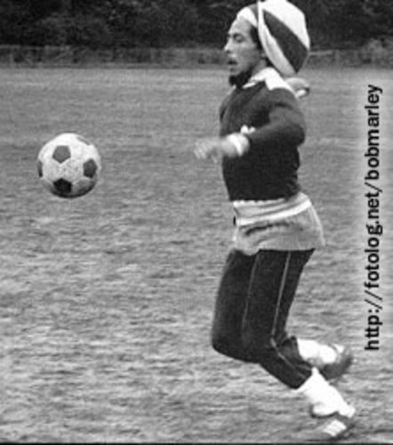 "... ""Rasta And The Ball"" Documentary: Rare Footage of Bob Marley, Burning Spear """