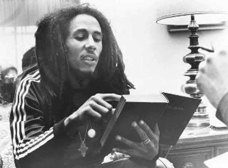 Bob Marley ...