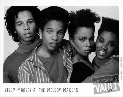 Ziggy Marley Rare Video What A Plot Midnight Raver