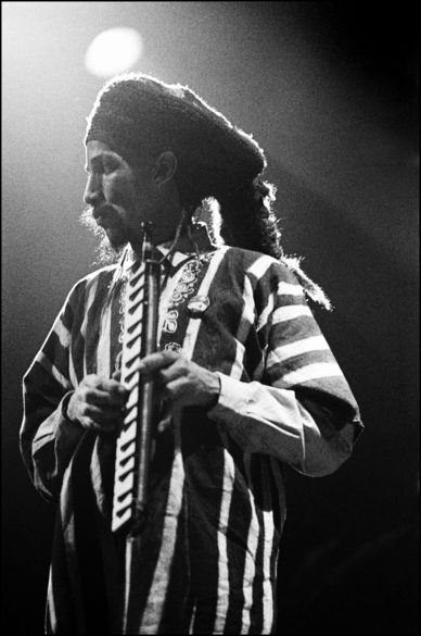 Augustus Pablo - Dread In A Red