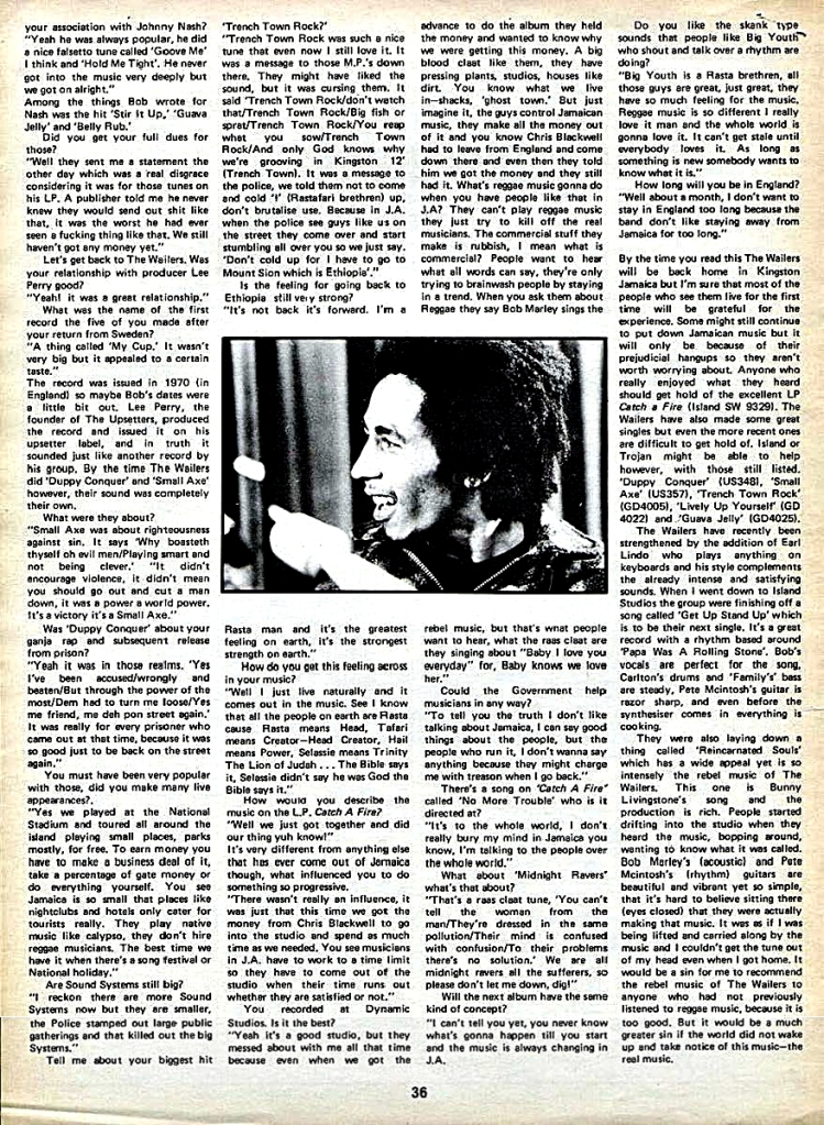 Bob Marley and the Wailers - 1973-Wailers and new reggae_2_Page_1-vert