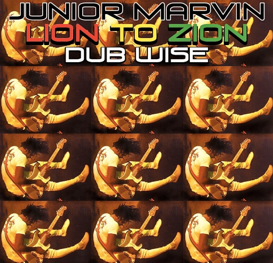 Junior Marvin Lion To Zion Dubwise 3