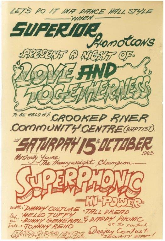 Superphonic 15.10.1983