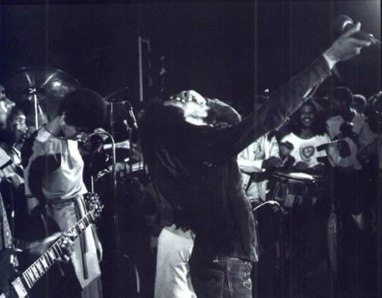Marley, Smile Jamaica, 1976