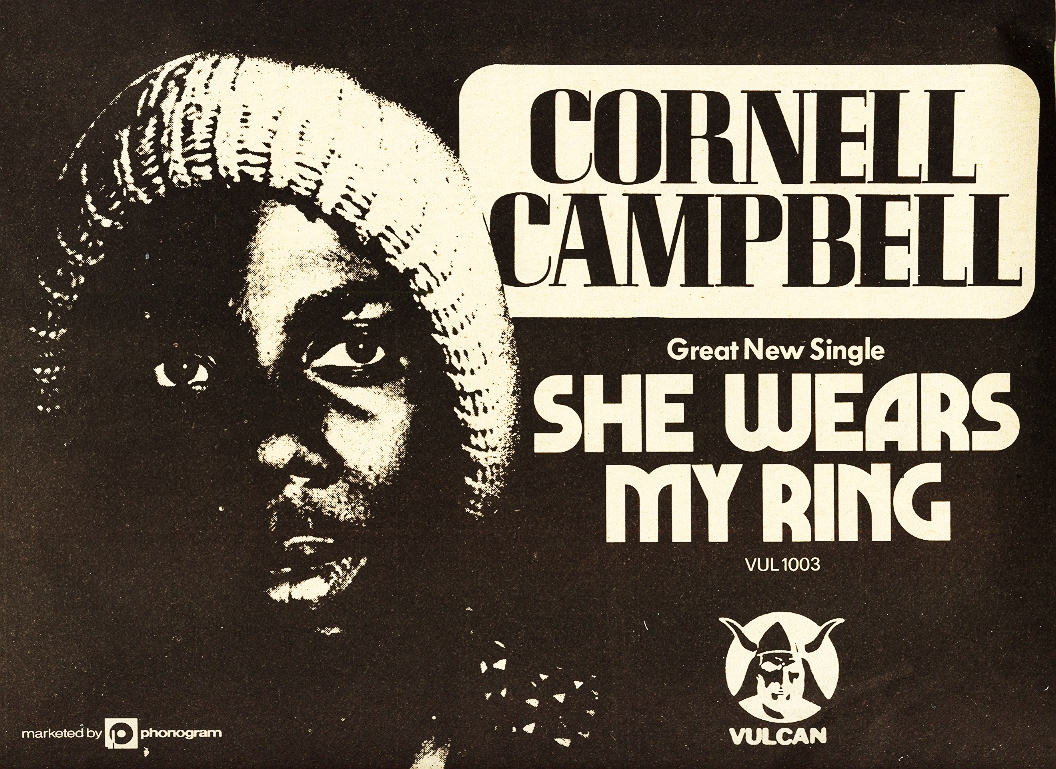 Cornell Campbell I'm The One Who Loves You - Natural Facts