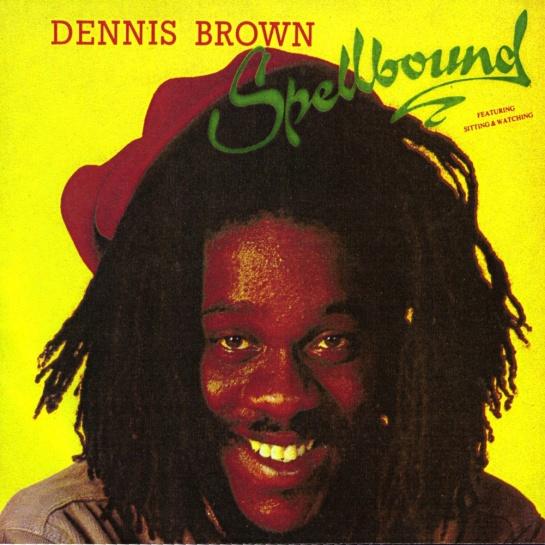 Dennis Brown - 1980 - Spellbound             [Wea LP F