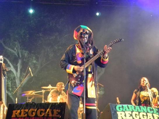 Steel Pulse Live Garance 2013