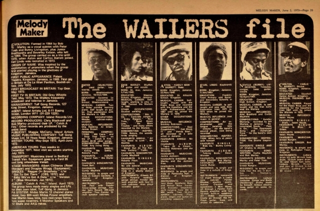 Melody Maker (Jun 2, 1973)