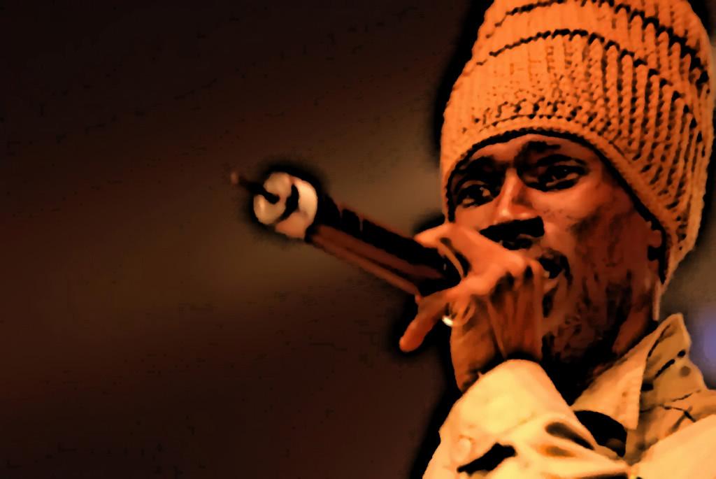 Midnite - Vaughn Benjamin - Long Beach - 2008