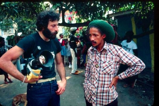 Jerry Stein & Augustus Pablo