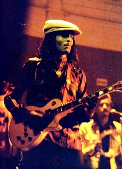 Al Anderson, Paradiso, Amsterdam 1978