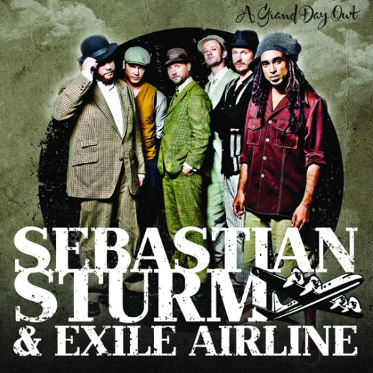 sebastian sturm a grand day out album cover