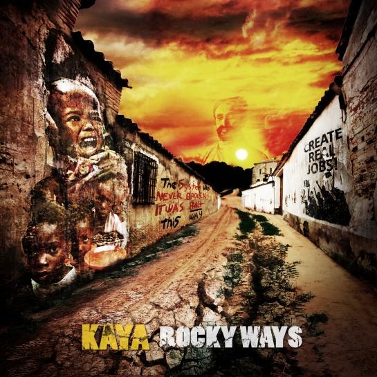 Rocky Ways by KAYA - Album Cover