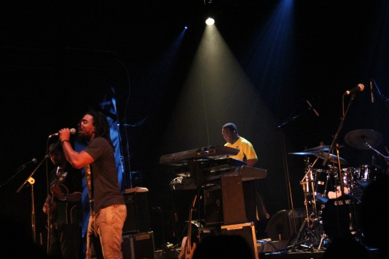 The Wailers Band, Live Marseille - Photo : Fred Reggaelover P. 2013
