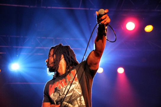The Wailers Band , Live Marseille - Photo : Fred Reggaelover P. 2013
