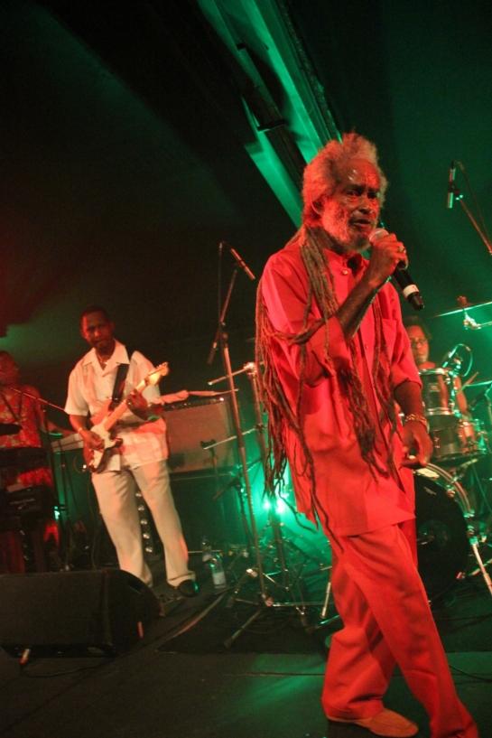 Max Roméo & Charmax Band , Live Avignon -Photo : Fred reGGaeLover P