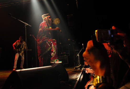 Steel Pulse Live Six Fours - Photo : Fred reGGaeLover  P. 2013