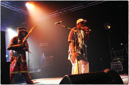 David Hinds, Steel Pulse - Photo : Fred reGGaeLover  P. 2013