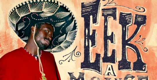 Eek-A-Mouse - Eek-ology - Reggae Anthology - Artwork