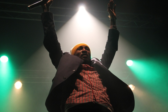 Norris Man , Live In Marseille - Photo : Fred reGGaeLover P. 2013