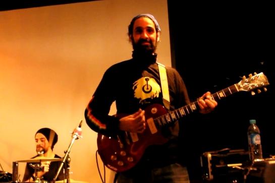 Fabien - Stargate Reggae Band - Photo Fred reGGaeLover 2013