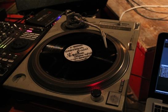 Deejay Snipe Desk / Bababoum Sound , Live In Montpellier - Photo : Fred reGGaeLover