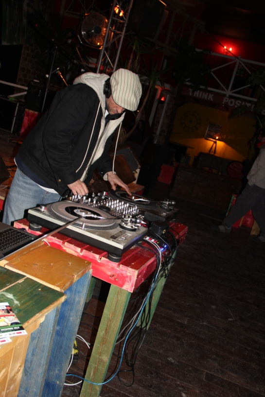 Deejay Snipe / Bababoum Sound , Live In Montpellier - Photo : Fred reGGaeLover