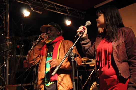Bronco Knowledge & Stargate Band , Live In Montpellier - Photo  : Fred reGGaeLover 2013