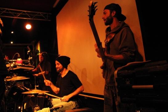Ben, David, Benny  - Stargate Band , Live In Montpellier - Photo  : Fred reGGaeLover 2013
