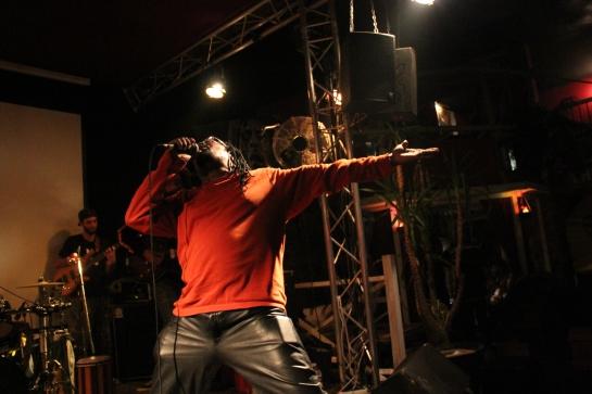 Paul Elliott & Stargate Reggae Band – Photo : Fred reGGaeLover 2013