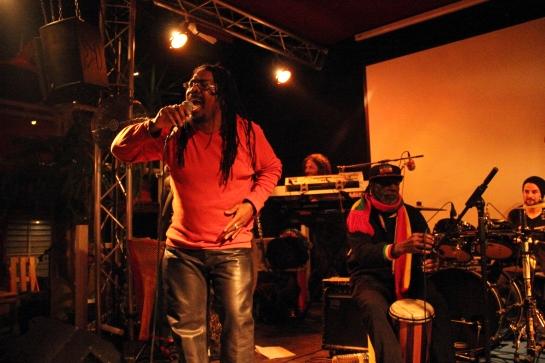 Paul Elliott & Stargate Reggae Band - Photo : Fred reGGaeLover 2013