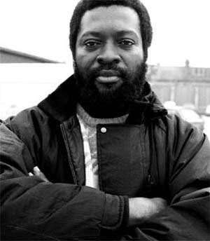 Junior Murvin at Greensleeves Records London 13 October 1986