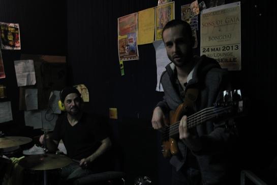 David & Ben / Stargate Band
