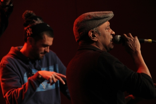 Jagdish & Louzgain - - Photo : Fred reGGaeLover 2014