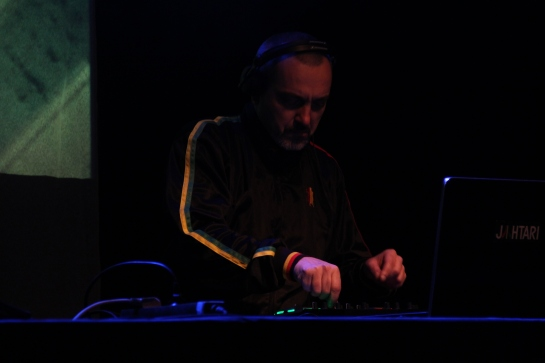 Dj Kafra - Photo : Fred reGGaeLover 2014