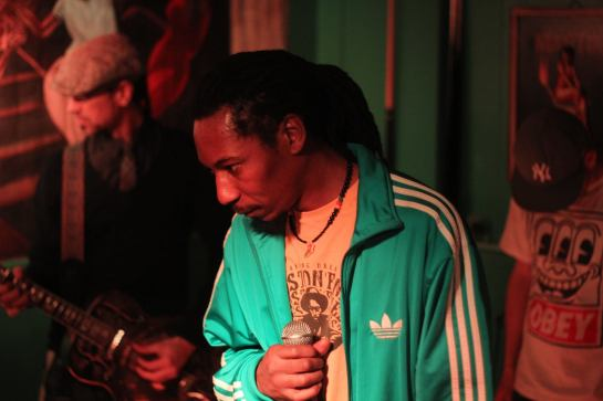 Toko Blaze & Eh Mec - Photo Fred reGGaeLover 2014