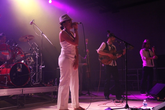 The Chocolate Jesus , Live Aubagne - Photo Fred reGGaeLover 2014