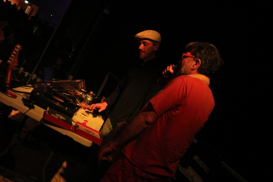 Jo Corbeau , Doc Xray - Photo Fred reGGaeLover 2014