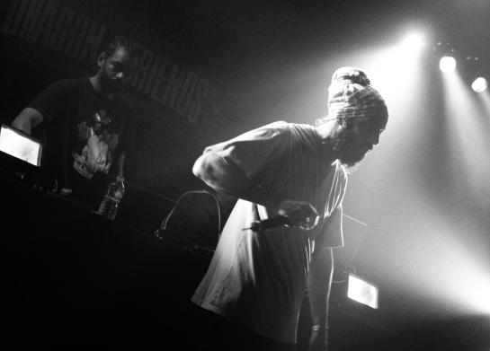Faianatur, live l affranchi , marseille - photo Fred reGGaeLover 2014