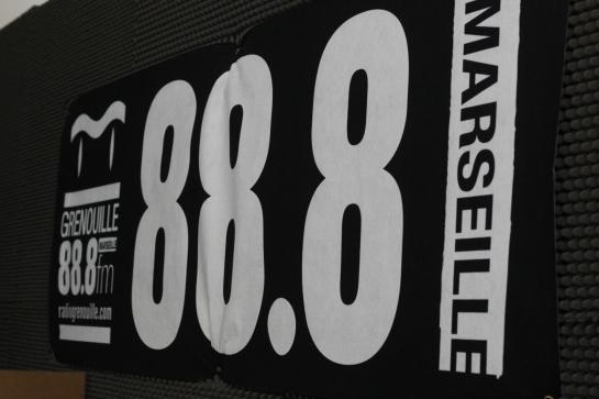 Radio Grenouille , Maro Lion , live at radio grenouille - Photo Fred reGGaeLover 2014