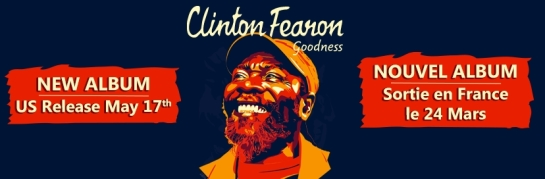 Clinton Fearon & Boogie Brown  : Goodness Album