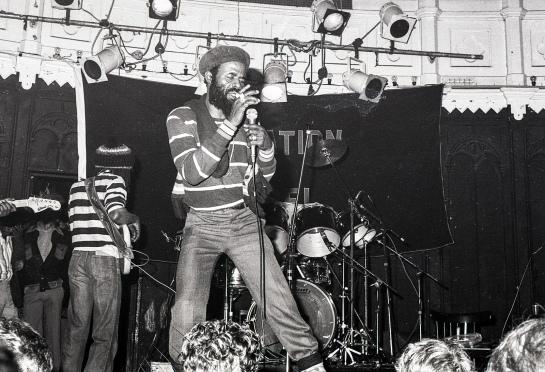 Creation Rebel, Paradiso, Amsterdam, 1978