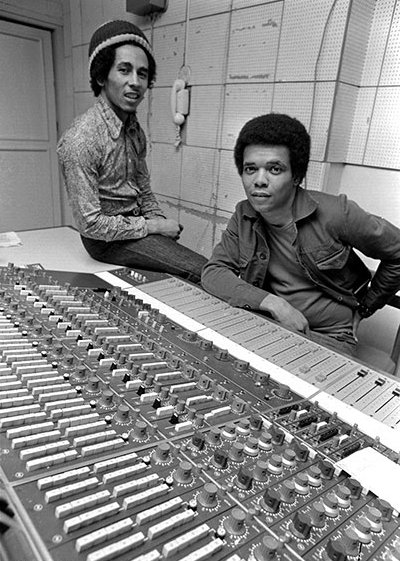 Marley & Nash, London, 1972