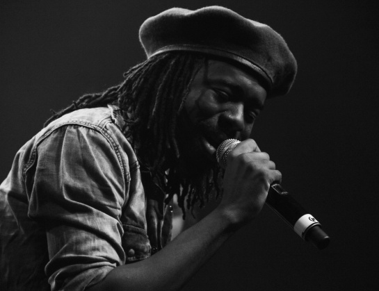 Maranto , Live Le Moulin, Marseille - Photo Fred reGGaeLover 2014