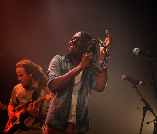The Banyans & Maranto , Live Le Moulin, Marseille - Photo Fred reGGaeLover 2014