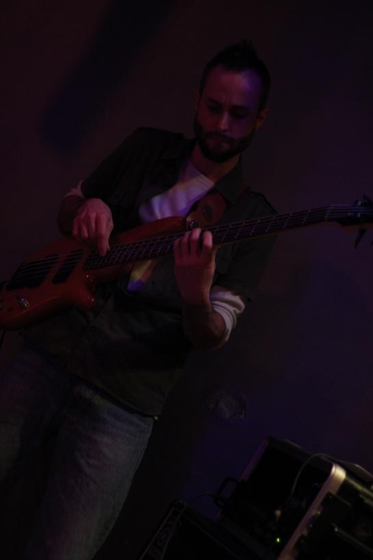 Benoit / Stargate Backing Band , Live Cafe Julien , Marseille - Photo Fred reGGaeLover 2014