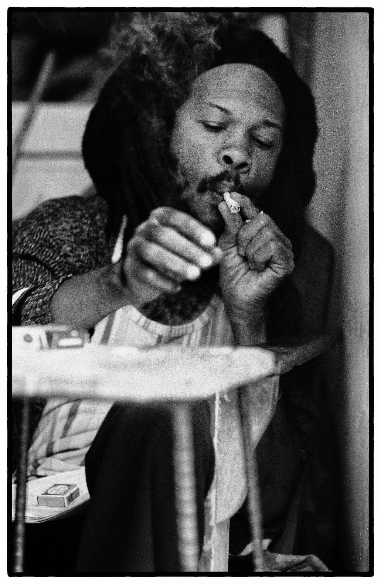 Yabby You, 1979 (Photo:  Dave Hendley)