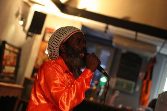 Likle Mystic , Soundcheck  - Photo Fred reGGaeLover 2014