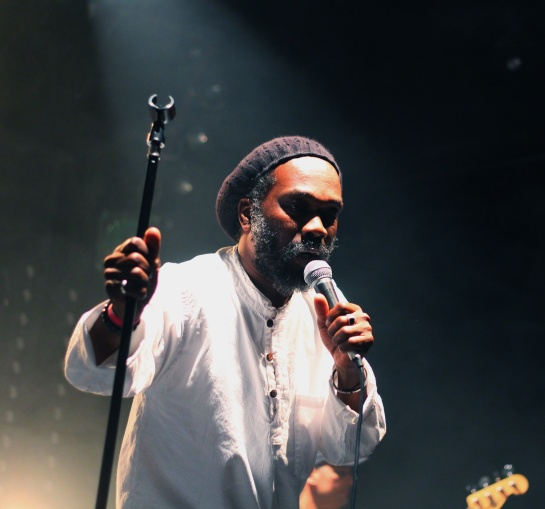 Paul Morgan & Messengers , Live L'Escale Aubagne - Photo : Fred reGGaeLover 2014